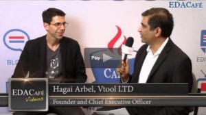 EDACafe interview with Hagai Arbel