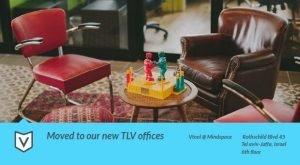 Vtool New Office Tel Aviv