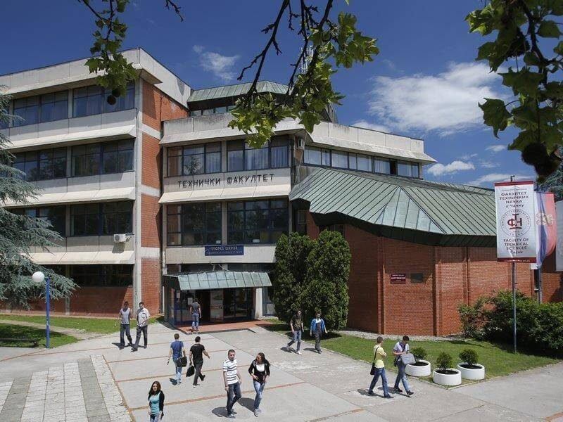 Faculty of Technical Sciences in Čačak