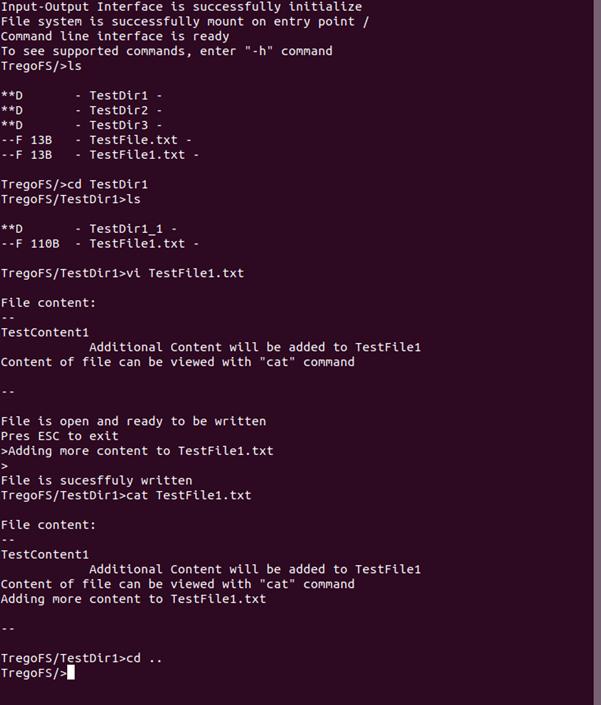 Commands in CLI