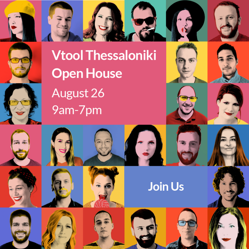 Vtool Greece Open House